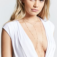 Beaded Body Chain Set