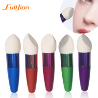 1 pcs Makeup Foundation Sponge Cosmetic Puff Flawless Powder Smooth bullet Puff Beauty For Face Makeup Tools