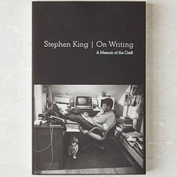 On Writing: 10th Anniversary Edition: A Memoir Of The Craft By Stephen King- Assorted One