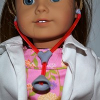 American Girl Lab Coat