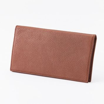 Rolfs Heritage Tumbled Leather Bifold Wallet (Brown)