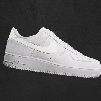 whosale online nike air force 1 07 premium white reflective