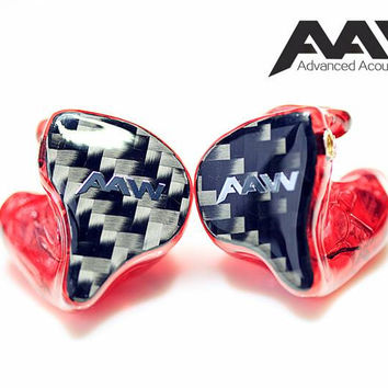 Advanced AcousticWerkes W100 Reference Dynamic Custom In-Ear Monitor