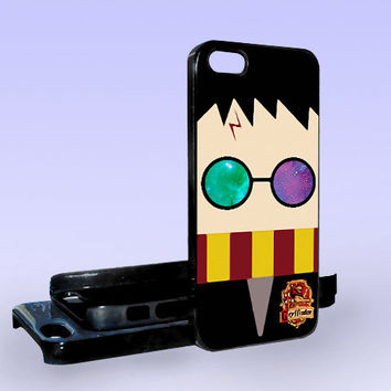 Harry potter Nebula Glasses - Print on Hard Cover - iPhone 5 Case - iPhone 4/4s Case - Samsung Galaxy S3 case - Samsung Galaxy S4 case
