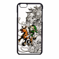 The Legend Of Zelda Month Majora S Mask iPhone 6 Case