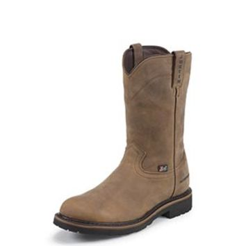 Justin Men's Wyoming Waterproof 10
