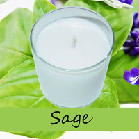 Sage Scented Candle in Tumbler 13 oz