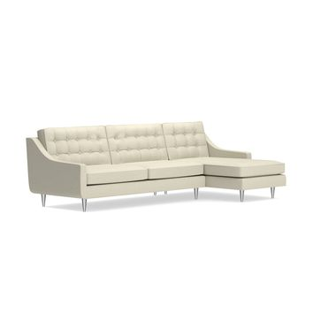 Cloverdale Drive 2pc Sectional Sofa