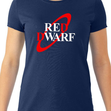 Red Dwarf, BBC2, British America- Women's Tee