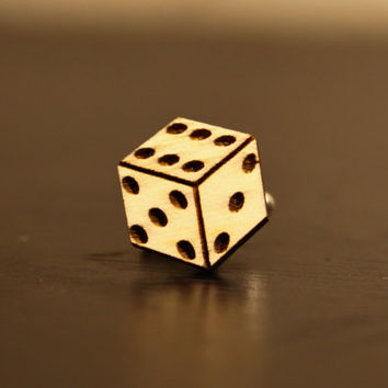 Lucky Dice Cufflinks