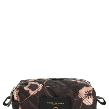 MARC JACOBS Large Violet Vines Cosmetics Case | Nordstrom