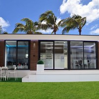 Other materials Prefabricated house and villa Linea LIVING by VPF | design VPF s.r.l.