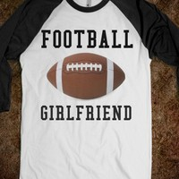 Football Girlfriend - The Sunshinee Shop