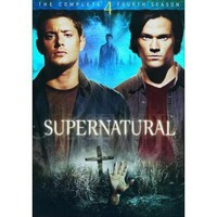 Supernatural: The Complete Fourth Season (6 Discs) (Dual-layered DVD)