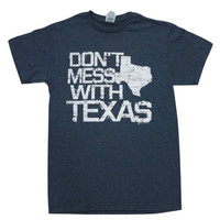 Don't Mess with Texas Vintage T-shirt