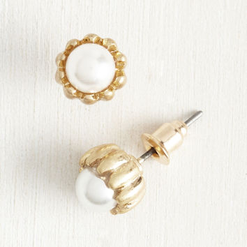 Delectably Delicate Earrings | Mod Retro Vintage Earrings | ModCloth.com