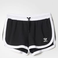 Adidas Multicolor Drawstring Gym Yoga Sports Running Shorts