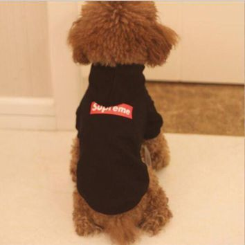 Supreme Dogs Hoodies