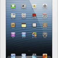 Apple® - iPad® with Retina® display Wi-Fi - 16GB - White - MD513LL/A - Best Buy