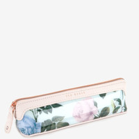 Distinguishing rose pencil case - Mint   Gifts for Her   Ted Baker