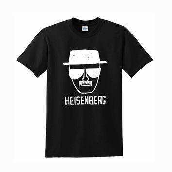 Breaking Bad heisenberg  For T-Shirt Unisex Aduls size S-2XL
