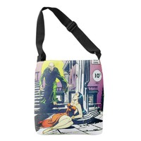 Eerie Comics #1 Crossbody Bag