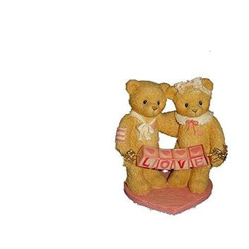 "Cherished Teddies ""Love Blocks"""