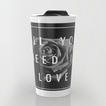 Needy Travel Mug by DuckyB (Brandi)