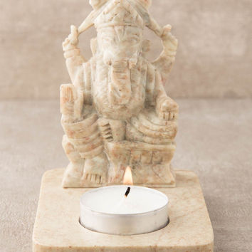 Ganesh Candle Holder