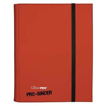 Ultra Pro - Pro Binder - Red