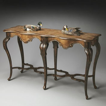 Butler Specialty Old Spanish Mission Console Table - 1526270