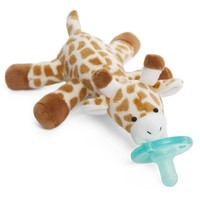 Animal pacifier toy/clip