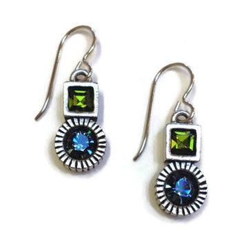 Patricia Locke Jewelry - Monologue Earrings in Tranquility