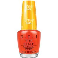OPI Nail Lacquer - I'm Never Amberrassed 0.5 oz - #NTS01
