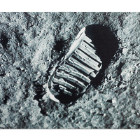 One Small Step Doormat