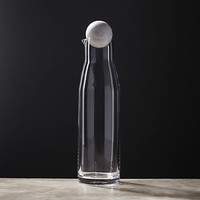 gilda marble and glass decanter-pitcher