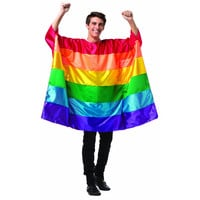 Rainbow Flag Unisex Costume