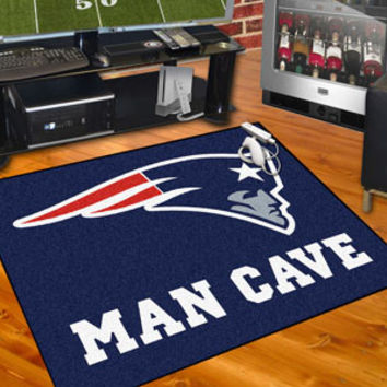 New England Patriots Man Cave All-Star
