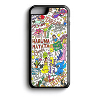 All Disney Princesses Collage iPhone 4s iPhone 5 iPhone 5c iPhone 5s iPhone 6 iPhone 6s iPhone 6 Plus Case | iPod Touch 4 iPod Touch 5 Case