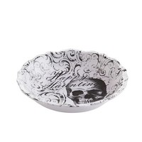 Haunted Elegance Melamine Candy Bowl