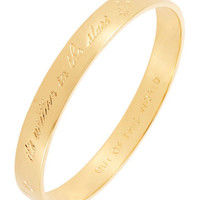 Kate Spade New York Written In The Stars Bangle Bracelet