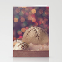 It's the Holiday Season Stationery Cards by Dena Brender Photography