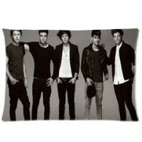 """One Direction Pillowcase Covers Standard Size 20""""x30"""" CC3178"""
