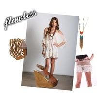 Flawless Boho Chic Fashion