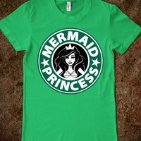 Mermaid Princess Coffee