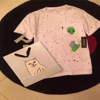 RIPNDIP Lord Alien We Out Here T-Shirt