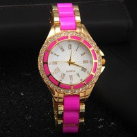 MICHAEL KOR WATCHES WOMENS/MENS MK WATCH ROSE GOLD