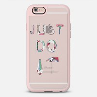 Just Do It iPhone 6s case by Vasare Nar | Casetify