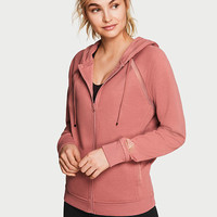 Fleece Zip Hoodie - Victoria's Secret