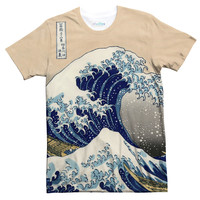 Great Wave off Kanagawa Tee